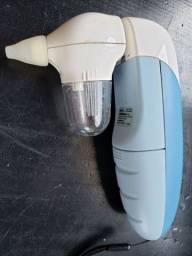 Aspirador nasal bebê