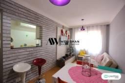 Apartamento à venda com 1 dormitórios em Jaraguá, São paulo cod:12829