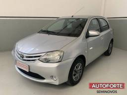 TOYOTA ETIOS 2015/2016 1.5 XS 16V FLEX 4P MANUAL