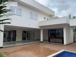 Sobrado com 4 dormitórios à venda, 448 m² por R$ 3.500.000,00 - Jardins Paris - Goiânia/GO