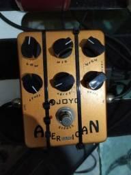 Simulador de amp joyo american soud fender