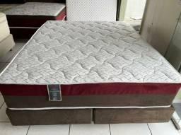 cama box CASTOR queen size