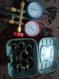 Cápsulas para pressurizar amortecedores