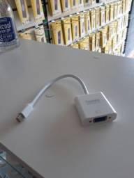 Cabo conversor Mini Displayport para VGA