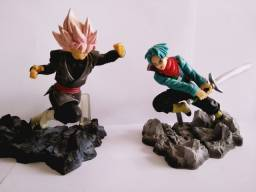Action Figure Goku Black Vs Trunks Frete Grátis !!!