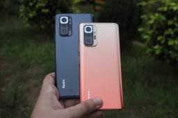 Xiaomi Redmi Note 10 - 4GB/128GB - Novo - Versão Global