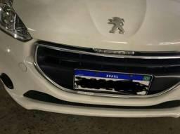 Peugeot 208 1.5 2014 branco