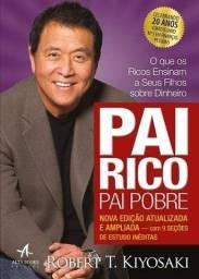 Livro novo Pai rico pai pobre