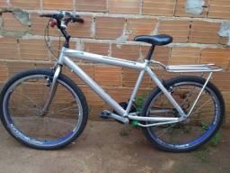Título do anúncio: Bicicleta ALUMÍNIO ARO 26 REVISADA 400