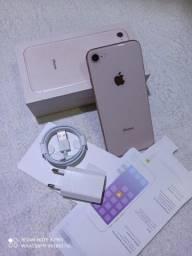 IPhone 8 64gb ganha capa e película de brinde