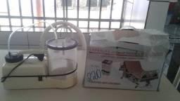 colchão anti escaras e aspirador
