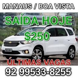 Manaus X Boa Vista