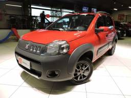 Fiat Uno Way 1.4 Flex 4P 2014