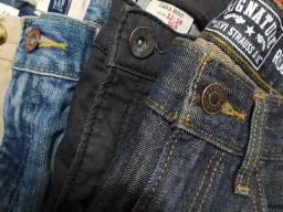 Calças Infantis de marca - Ótimo estado