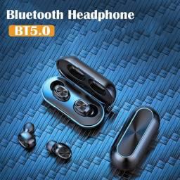 Fone de ouvido Bluetooth Wireless TWS Earbuds B5