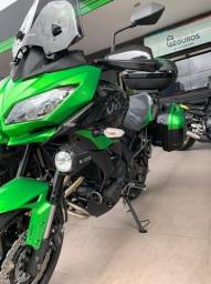 versys x650  verde ABS tourer 0km