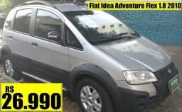 Fiat Idea Adventure Flex 1.8 2010