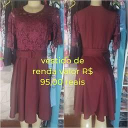 Vestidos ( Entrega grátis)
