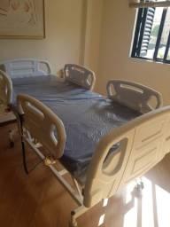 Cama Hospitalar Articulada com elevação de leito