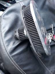 Filtro de ar esportivo carburador 2e