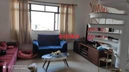 Título do anúncio: Cobertura com 2 dormitórios à venda, 230 m² por R$ 690.000,00 - Aparecida - Santos/SP