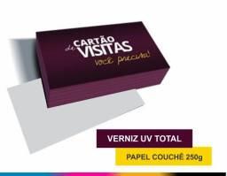 Cartão de visita - 1.000 por 49,90