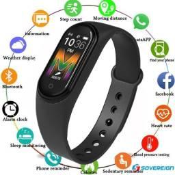 Relógio Inteligente M5 Pulseira Ip68 Smartwatch