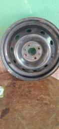 Roda aro 15 de ferro