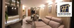 Apartamento com 3 dormitórios à venda, 90 m² por R$ 550.000 - Bessa - João Pessoa/PB