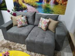 Lindos Sofas Retrátil de Qualidade 699,00