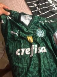 Beby look Palmeiras feminina