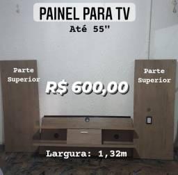 Título do anúncio: Painel em MDF para TV (faço entrega)