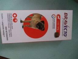 Bravector 4,5kg a 10kg (original e lacrado)