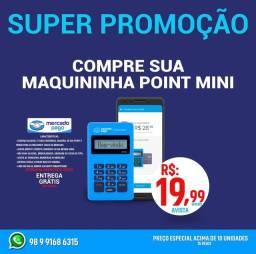 Maquininha Point Mini do Mercado  Pago