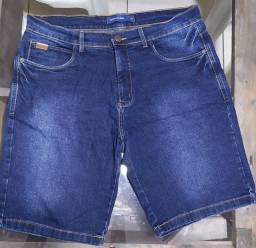Bermuda Jeans Pool (com stretch)