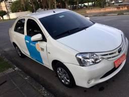 Título do anúncio: Taxi Toyota etios x 2015 ( PRAÇA RECIFE )