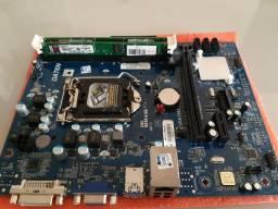Placa Mãe Socket 1151 - DDR3