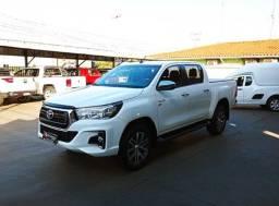 Título do anúncio: Toyota Hilux 2.7 Srv FlexFuel (2019)