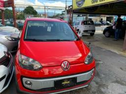 UP Cross Imotion 1.0 (2015) Completo +GNV + Entrada + 48X Parcelas Fixas