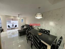 Título do anúncio: Village à venda, 86 m² por R$ 545.000,00 - Marapé - Santos/SP