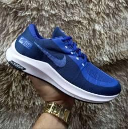 Tênis Nike Zoom Lançamento Azul -- 38 ao 43