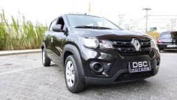 Renault Kwid zen 1.0 2018 Completo