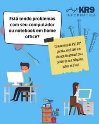 Título do anúncio: KR9 Informática - Soluções em Tecnologia