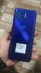 Moto G 5G Plus Tela 6.7 FHD+ 90Hz 128/8GB de RAM Bateria 5000mhA Novo