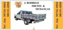 FRETES/MUDANÇAS/RETIRADA DE ENTULHOS