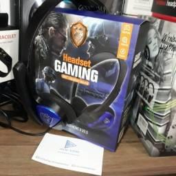 Oferta! Fone Para Celular Headset Gamer com Microfone