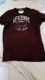 Título do anúncio: Camisa Abercrombie