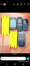Título do anúncio: 4 celulares para concertos