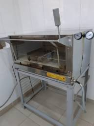Forno Gás Industrial Profissional 200W