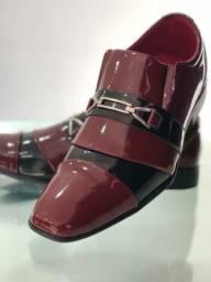 Promoção abril - sapato social Envernizados